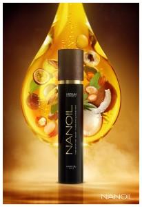 Jeden produkt šest olejov Nanoil