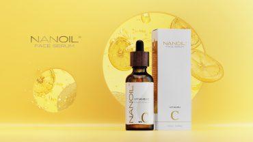 odporúčané sérum na tvár s vitamínom C Nanoil
