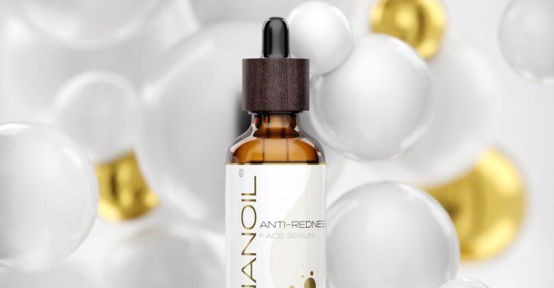 Nanoil najlepšie sérum na citlivú pokožku