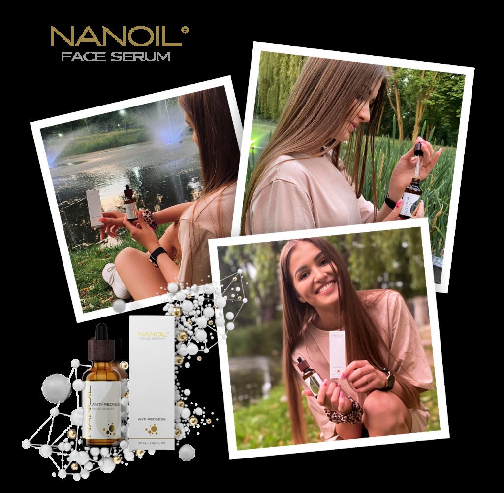 Nanoil najlepšie produkty na začervenanie tváre